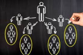 What is binary plan in MLM and how it is useful one?