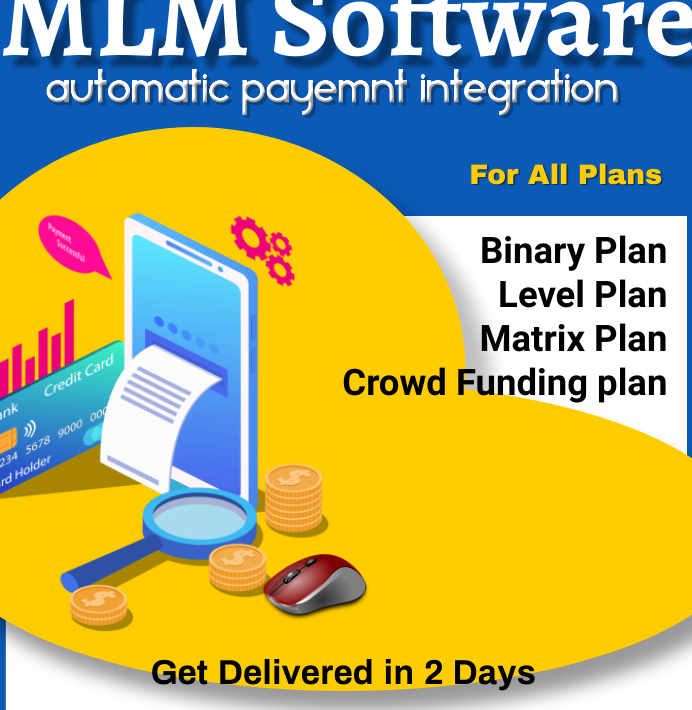 Automatic Payment MLM Software